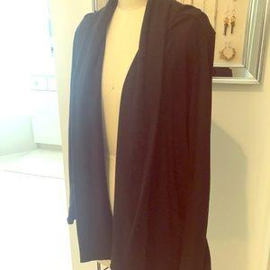 Sweaters - Black cardigan